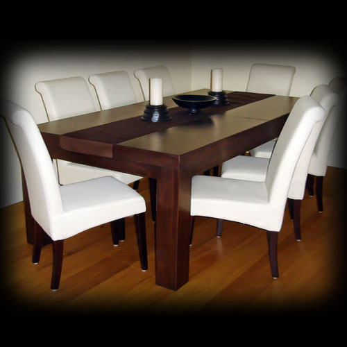 Extending Dining Table (8 to 12 seats)