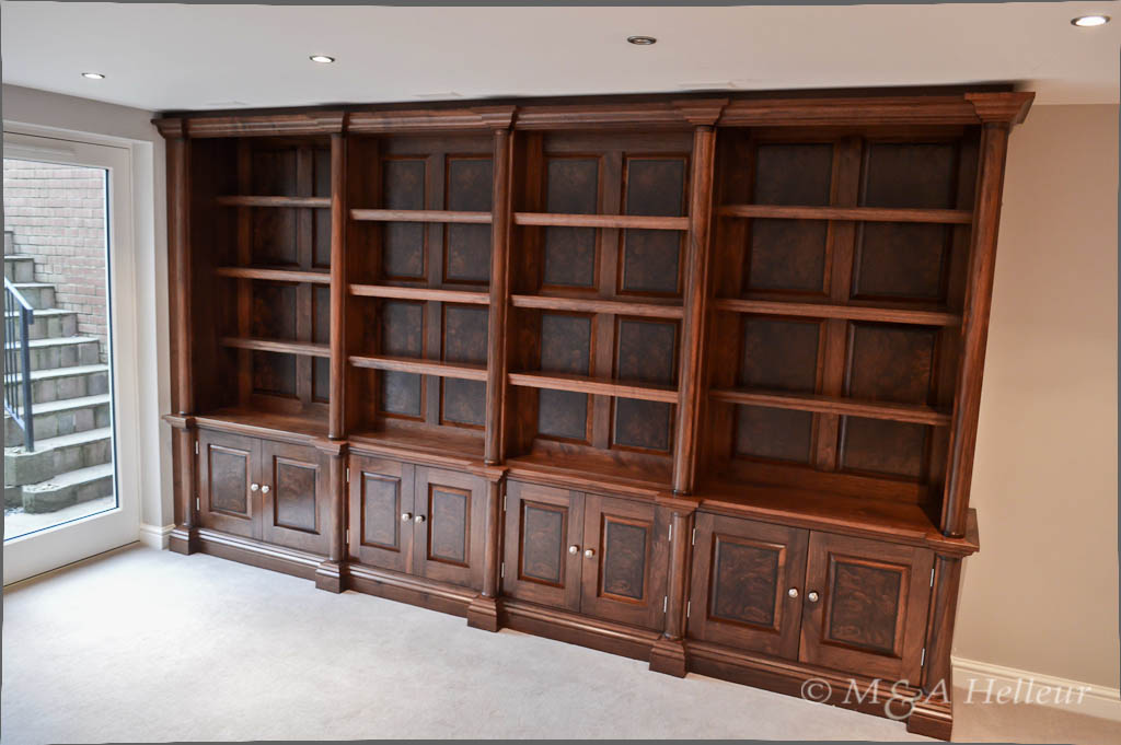 Original Furniture by M&A Helleur Cabinet Makers : Gallery
